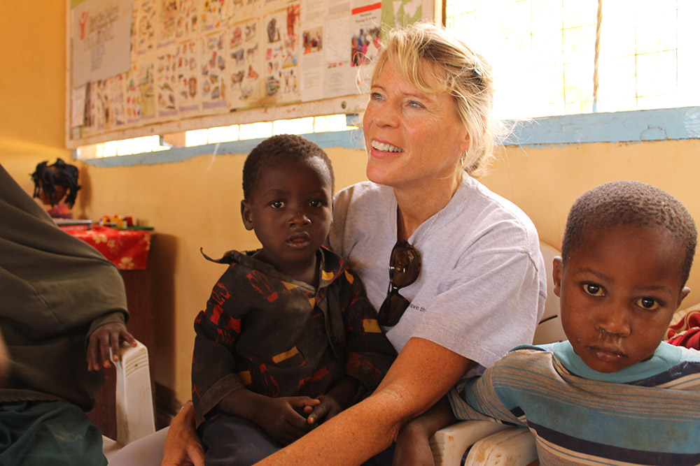 Carolyn Miles – Save the Children: At the Helm of the World's Top